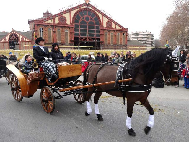 Tres Tombs in Sant Antoni, Barcelona 2014