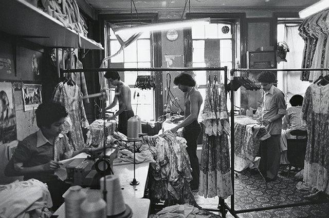 Garment workers, Aldgate, London, 1979 © Paul TrevorLOWLOW.jpg