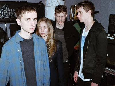 These New Puritans home