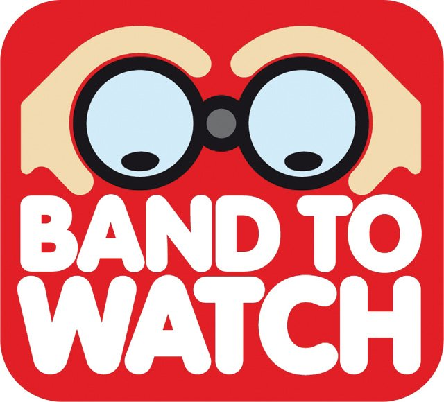 Band to Watch logo