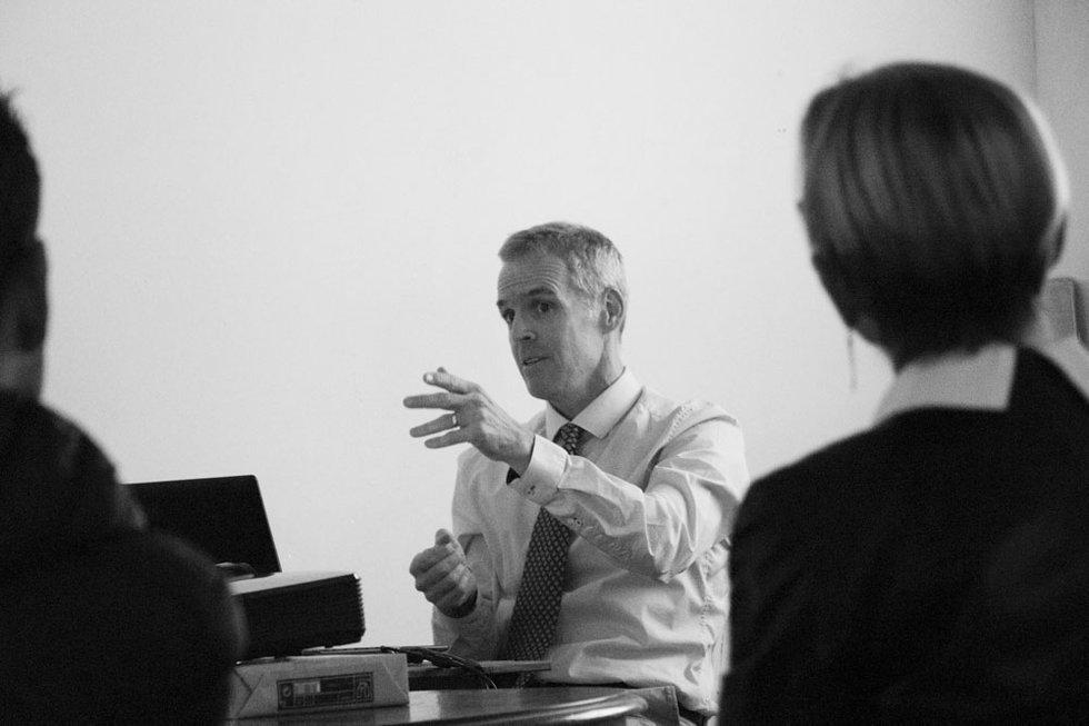 Mark Carr - Spain Advisors
