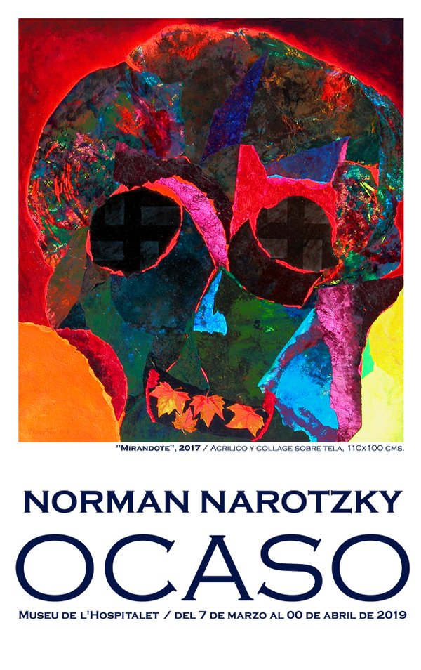 cuadripticoPortada Norman Narotzky