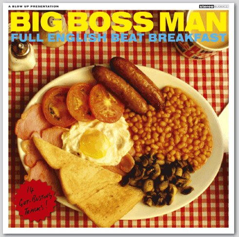 Big Boss Man cover