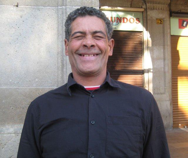 Mohamed Zargua; Morocco; in Barcelona—13 years