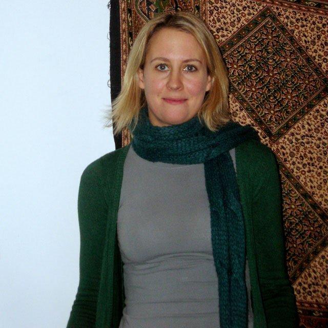 Mel King; UK; in Barcelona—3 years