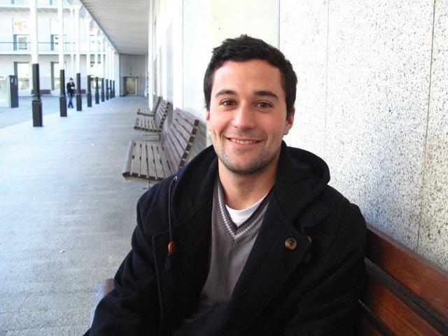 Joao Mana; Portugal; in Barcelona—6 months