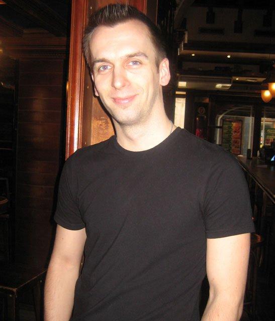Andrezj Witek; Poland; in Barcelona—1 year