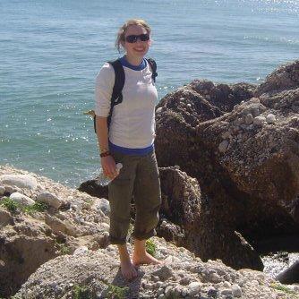 Aimee Jefferson; USA; in Barcelona—5 months