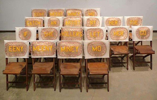 EENY MEENY MINEY MO… (HER SHE HER) 1971-2018 Wayne E Campbell.jpg