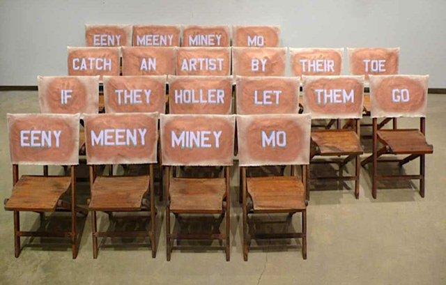 EENY MEENY MINEY MO… (THEIR THEY THEM) 1971-2018 Wayne E Campbell.jpg