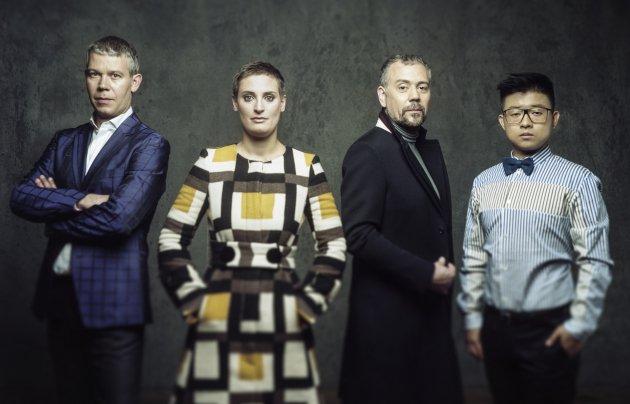 Quartet Diotima ©Jérémie Mazenq.jpg
