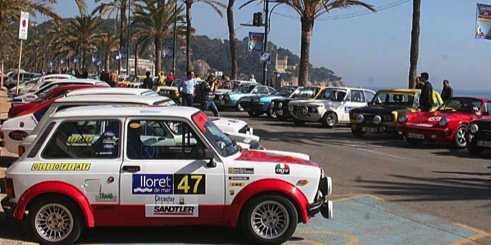 Historic Rally Costa Brava