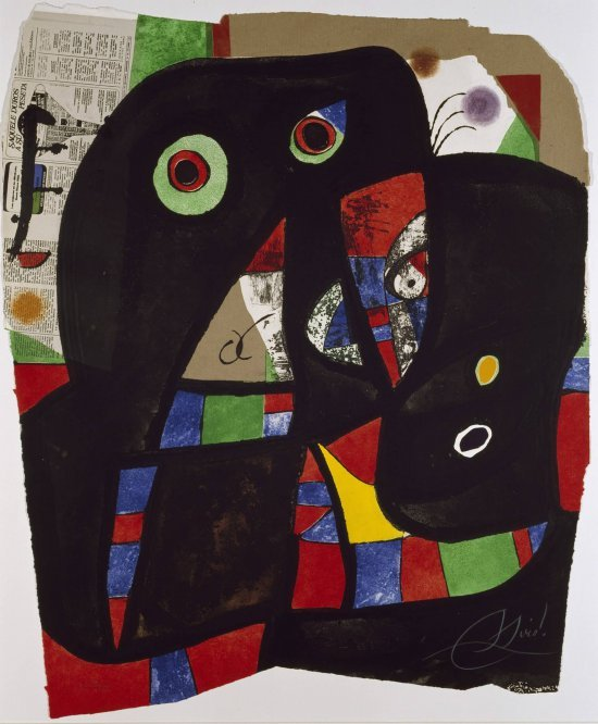 Miró-Gaudí-Gomis. Image courtesy of Joan Miró Foundation..jpg