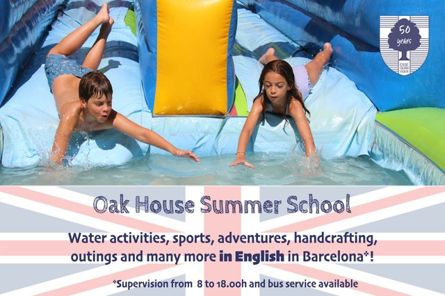 Oak House Summer School