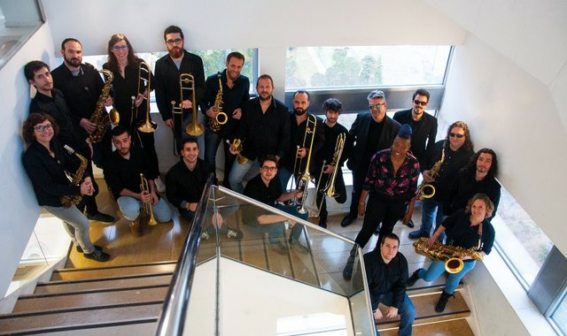 Monique Makon & the Original Jazz Orchestra hoto courtesy of Nits de Jazz de Platja d'Aro.jpg