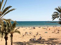 Somorrostro Beach, Barcelona Photo by OK Apartment (CC BY 2.0).jpg