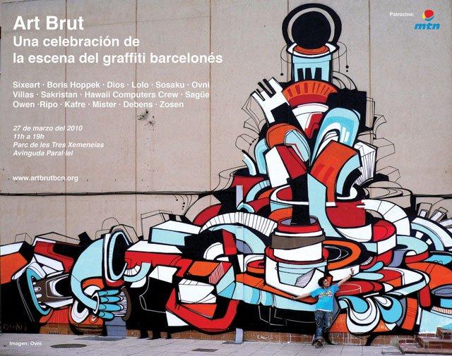 Art Brut flyer