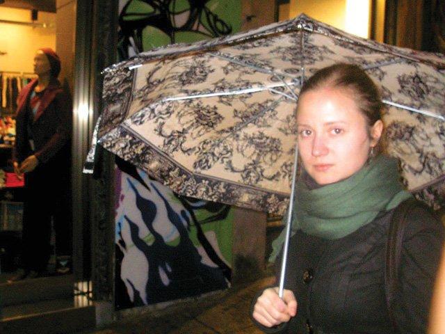 Eva Timmusk, Estonia, in BCN: 1 year