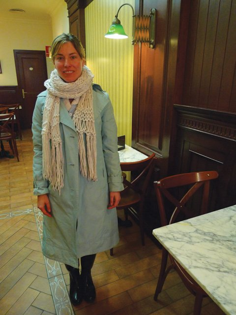 Luaile Nicolau, Argentina, in BCN: 9 years