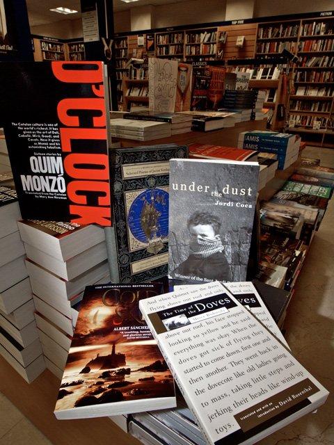 Catalan books in English