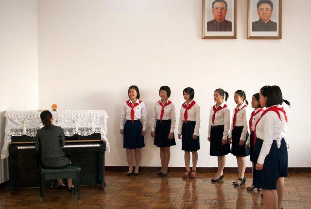 Corea del nord 1