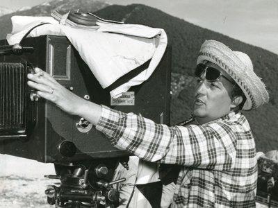 Fellini home