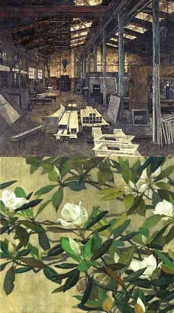 Machines and Magnolias