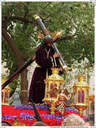 Barcelona Easter Parade