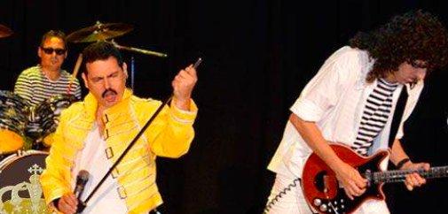 QUEEN FOREVER - BOHEMIAN RHAPSODY TOUR