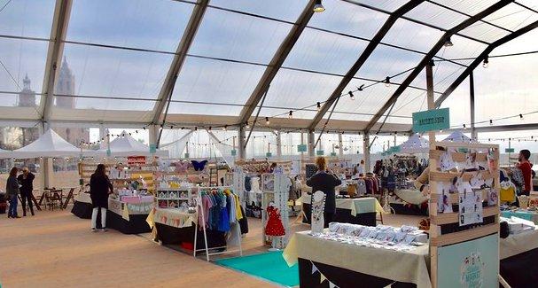 Winter Market Sitges