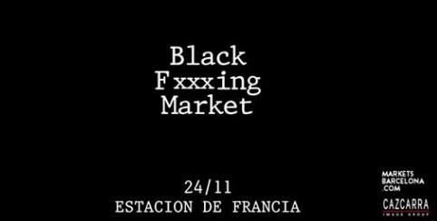 Black Fxxxing Market