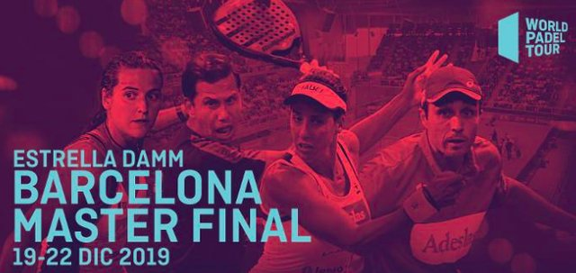 Estrella Damm Master Final Barcelona 2019