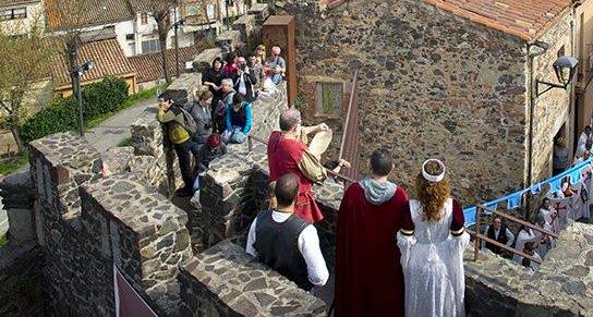 Medieval Market in Hostalric
