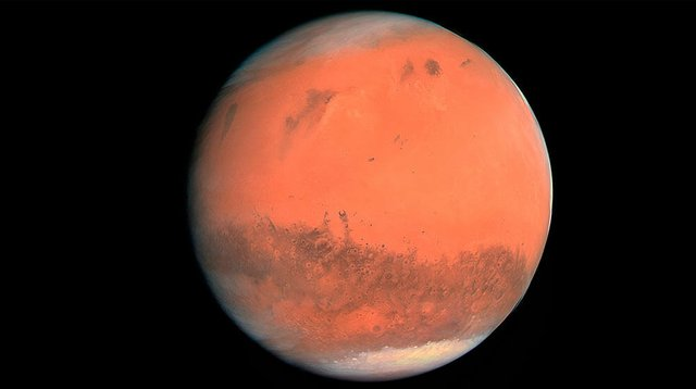 Mars, The Red Mirror