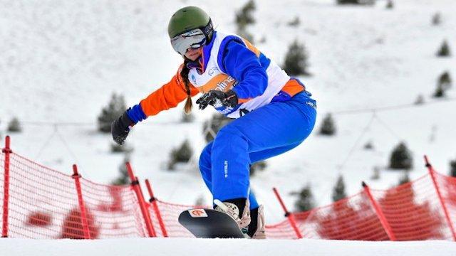 IPC Snowboarding