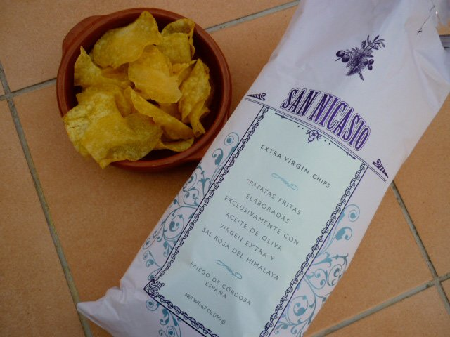 San Nicasio crisps