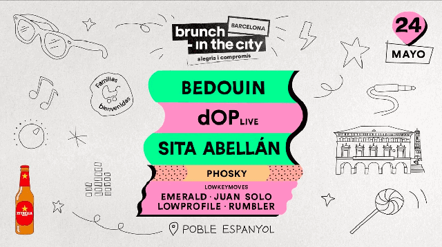 Brunch in the city 7