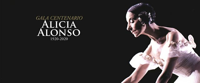 Hommage to Alicia Alonso