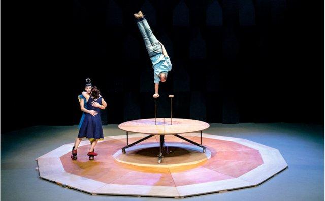 Mumusic Circus: Flou Papagayo