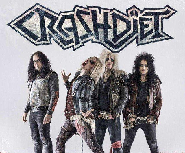Crashdiët Rust Tour