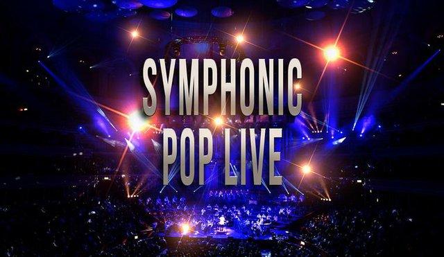 Symphonic pop live!