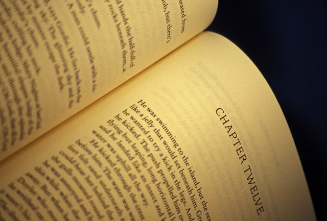 Reading corner (home)