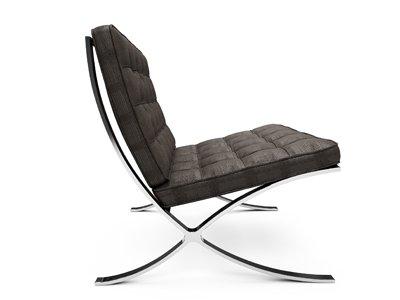 Barcelona chair home