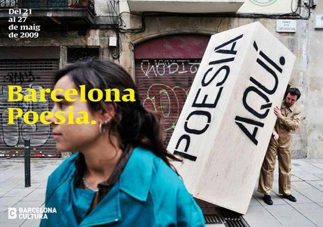 Barcelona Poesia