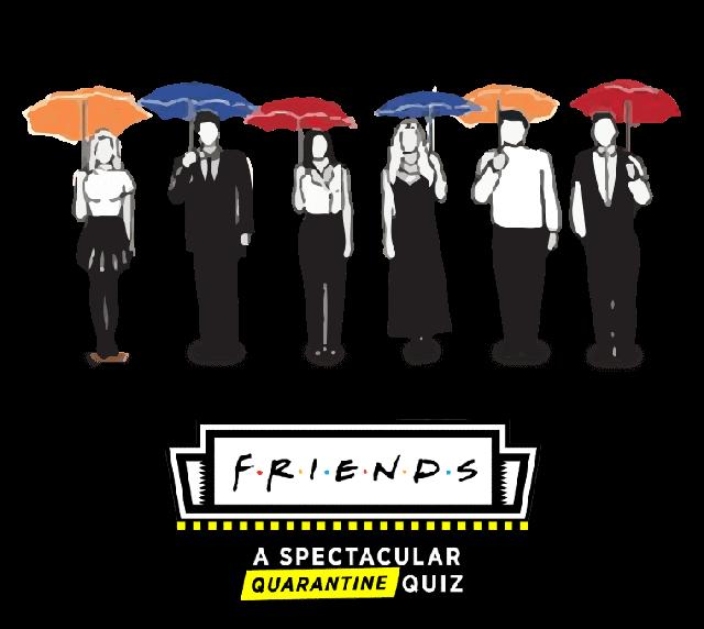 Friends quarantine quiz