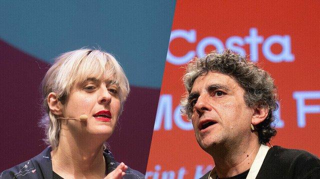 Lucía Lijtmaer and Jordi Costa