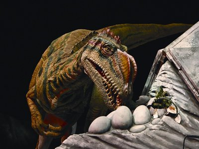 Walking with Dinosaurs - Home