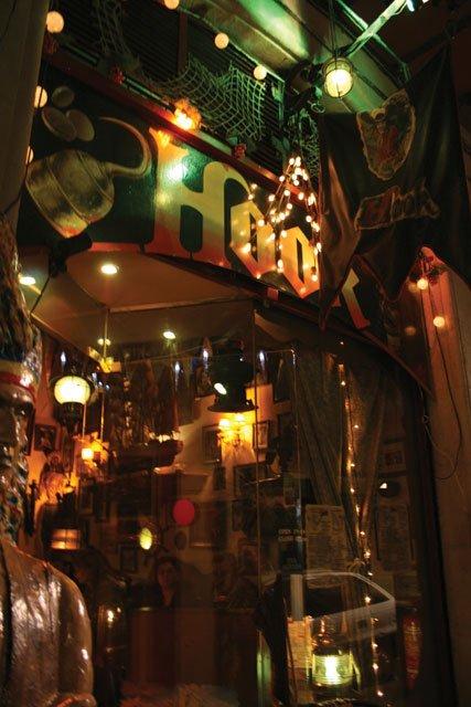 Bar Hook, nº. 35