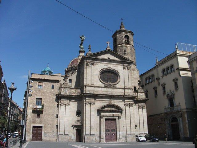 La Basilica de la Mercè