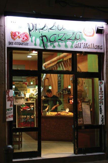 Pizza Pazza, nº. 42